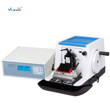 Dual Purpose Computer Rapid Freezing Paraffin Microtome