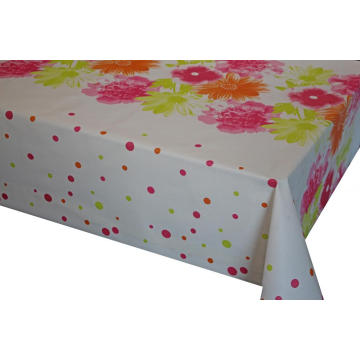 Zapotec Pvc Printed fitted table covers