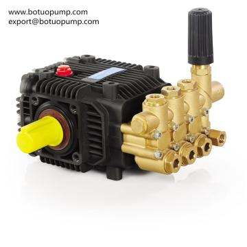 FBM plunger pump with regulator