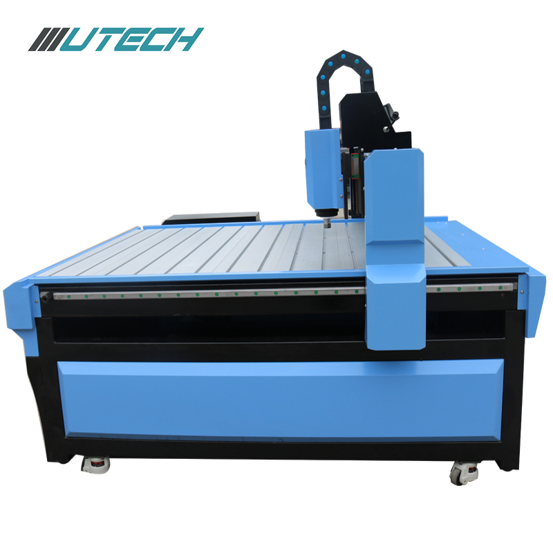 wood router machine with 3 spindles
