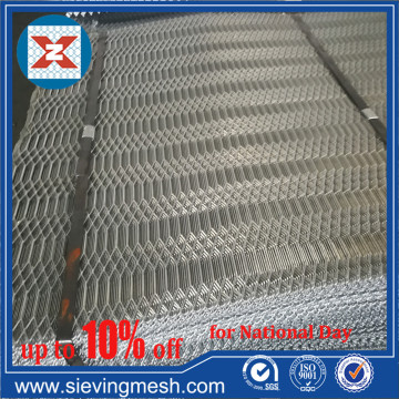Hexagon Expanded Metal Mesh
