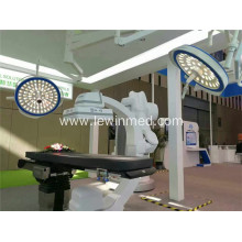 LCD touch screen shadowless operating lamp