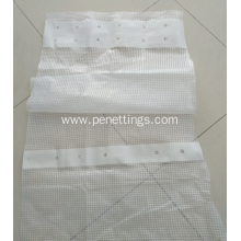 200gsm 3x45m PE transparent Tarpaulin for construction