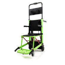 hot sale aluminum alloy electric stair climbing wheelchair