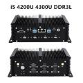 i5 4200U 4300U DDR3L