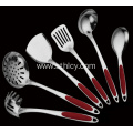 Best Stainless Steel Barbecue Cooking Tools Spatula Set