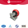 Factory supply 125mm rigid spring Shock absorption caster wheels high quality
