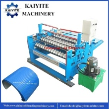 Hydraulic Crimping Arched Roof Sheet Machine
