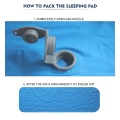 Camping Sleeping Pad with pillow