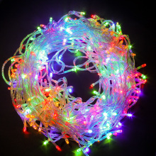 Led Christmas Lights Outdoor 10M 20M 30M 50M 100M Led Garland String Lights Fairy Wedding Holiday Lighting Decor Home Party Tree
