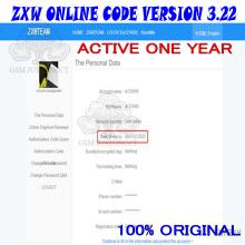 ZXW Team 3.22 Version Schematics Digital Authorization Code circuit diagram logic board for 365 days