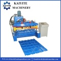Glazed Roof Tile Forming Machine For Nigeria