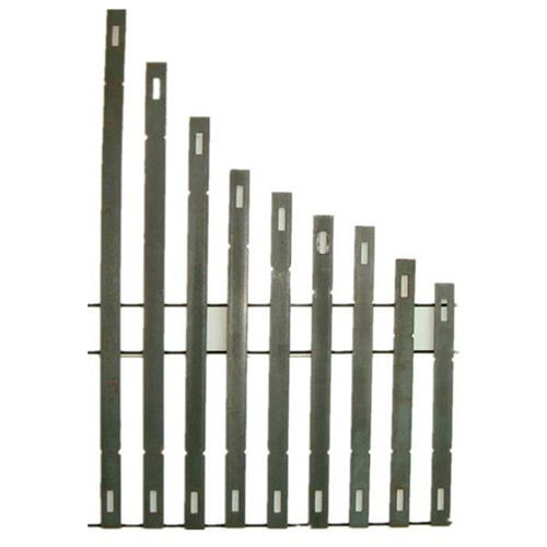 Formwork Parts Nominal Wall Ties X Flat Tie
