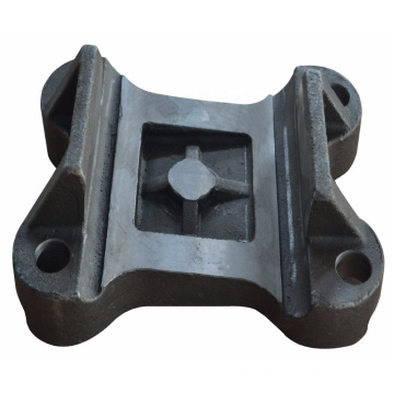 Water glass process investment truck casting parts