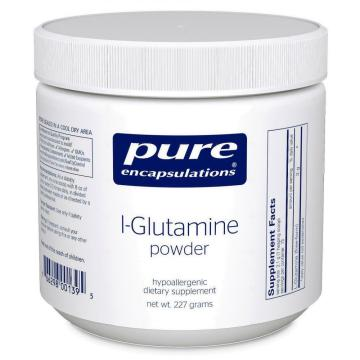 l-glutamine powder side effects