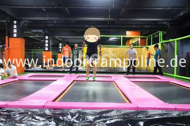 jumpsport fitness indoor trampoline