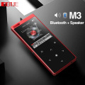 New Original Benjie Bluetooth MP3 Player Portable Audio 8GB with Built-in Speaker Music Player Recorder FM Radio Support TF Card