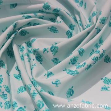 Digital Print Custom 100% Cotton Poplin Fabric