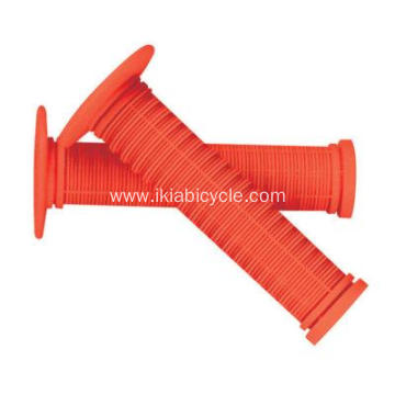 Red Color Handlebar Grips For City Bike