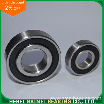 Standard Chrome Steel Bearing R12-2RS