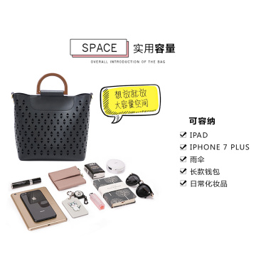 Promotion Cheap Big Blank Tote Bag Bucket