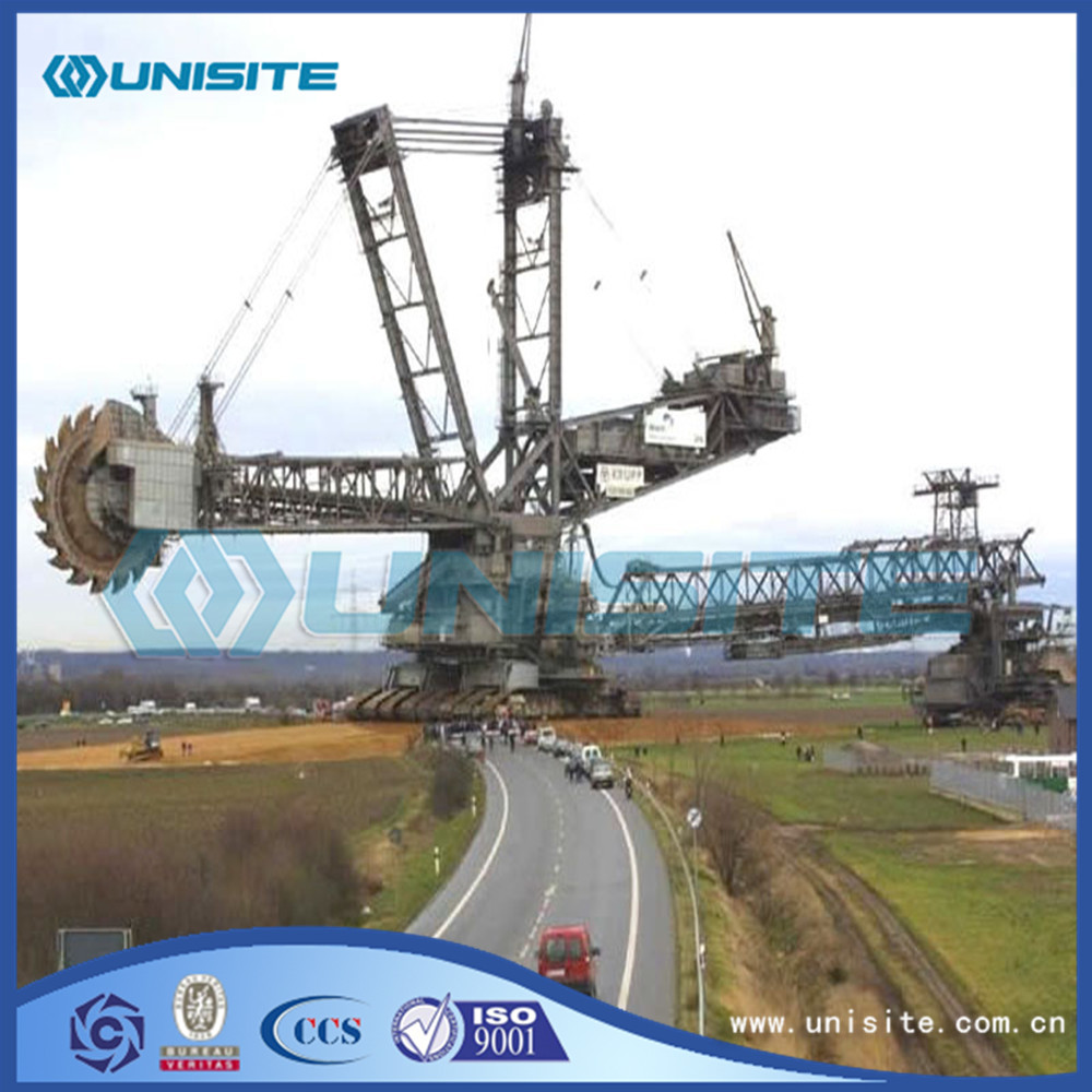 Steel Bucket Wheel