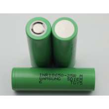 Samsung INR18650-25R 20A discharge battery cell