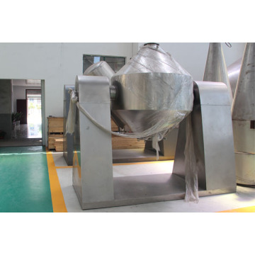 Double-Cone Rotary Vacuum Dryer for Pharmaceutical and Chemicals