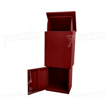 Waterproof parcel delivery box for outdoor use