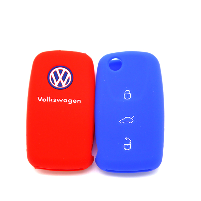 Hot Design Vw Silicone Key Cover