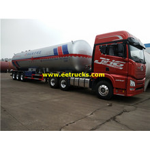 56m3 30MT NH3 Transport Trailers