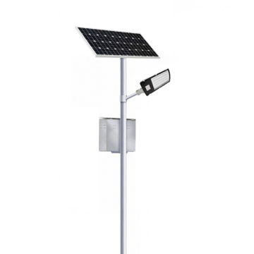 New Design High Quality luminarias led 60w solar street light