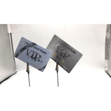 RFID Custom Printing VIP business cards HF Card
