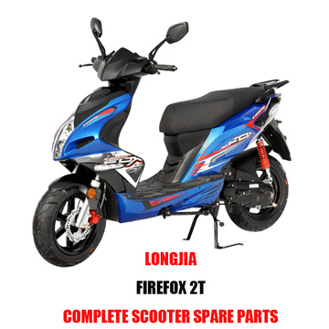 LongJia FIREFOX 2T Body Kit Complete Engine Spare Parts Original Quality
