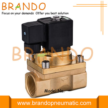 1'' BURKERT Type Servo-assisted 2/2-way Piston Valve