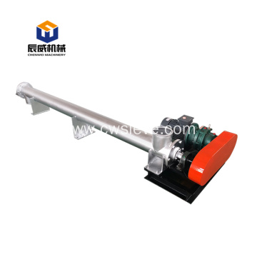 cement screw conveyor feeding machine