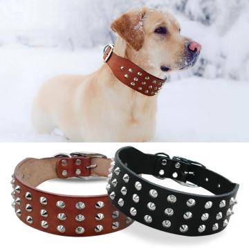 Best Genuine Leather Pet Dog Collars