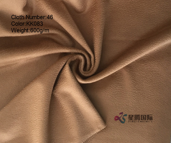 Water-wave 100 Wool Fabric