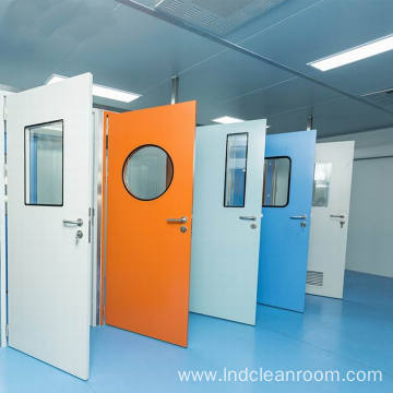 Pharmaceutical cleanroom door factory