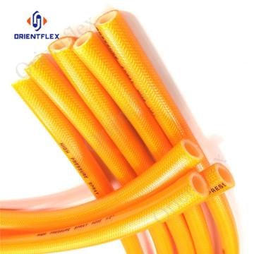 colorful 5 layer pvc flexible  spray hose