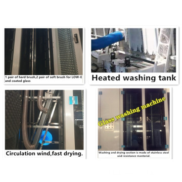 Left to Right Side Insulating Glass Equipment