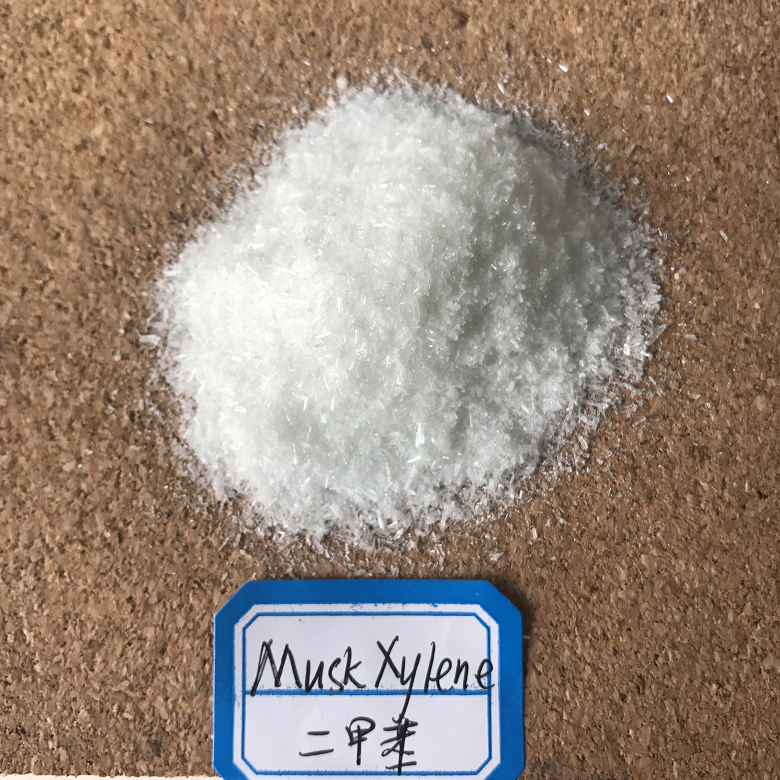 Synthetic Musk Xylol Musk Xylene Crystal