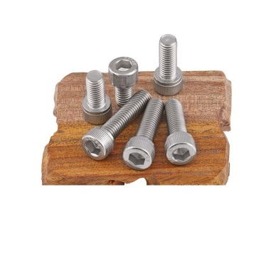insimbi engagqwali yensimbi ye-hex socket screws