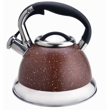 Durable stovetop stainless steel stovetop coffee tea kettle