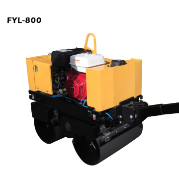 Best Supplier of 800kg Mini Hand Road Roller Compactor