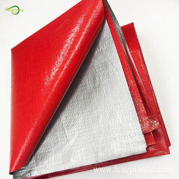 agriculture waterproof woven fabric tarpaulin