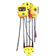 Heavy Duty Chain Block Hoist Electric 10ton