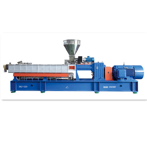 Engineering plastic extruder machine