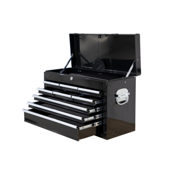 9 Drawer DIY Tool Box with Black Color