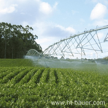 Wheel Galvanized Steel Center pivot Irrigation
